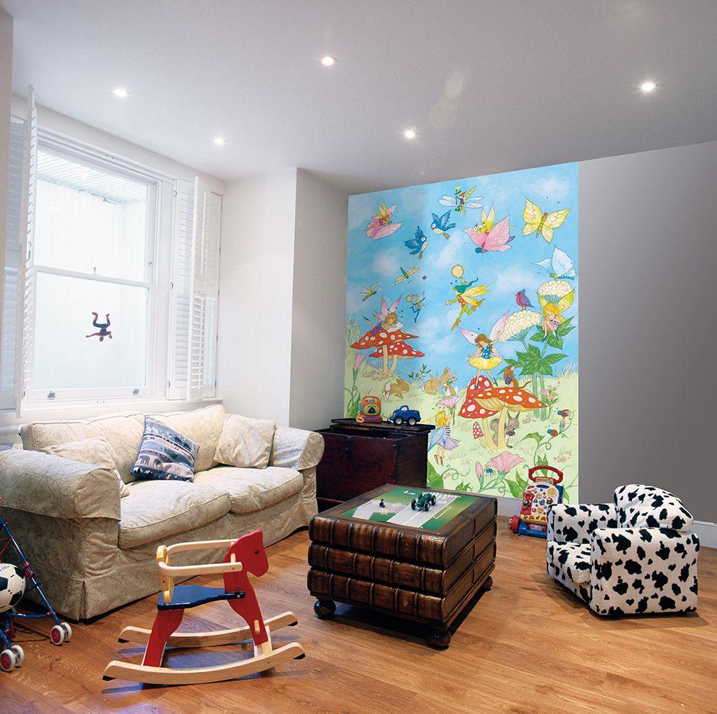 фото обои в детскую комнату для мальчика