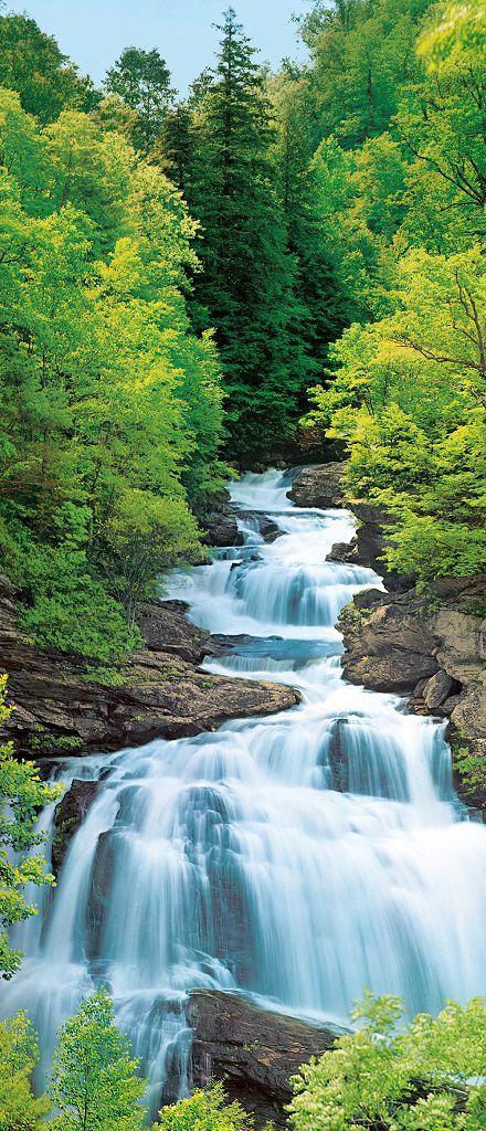 природа картинки водопад